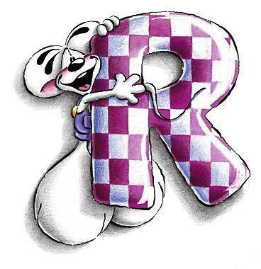 R Alphabet Name Servez-vous !!! même si vous ne laissez pas de coms...